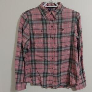 Chaps plaid shirt